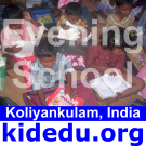 Logo of Education for kids and students
