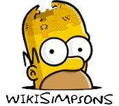 Logo of Wikisimpsons