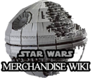 Logo of Star Wars Merchandise Wiki