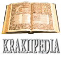 Logo of Krakiipedia